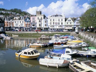 Dartmouth, Devon, England, United Kingdom