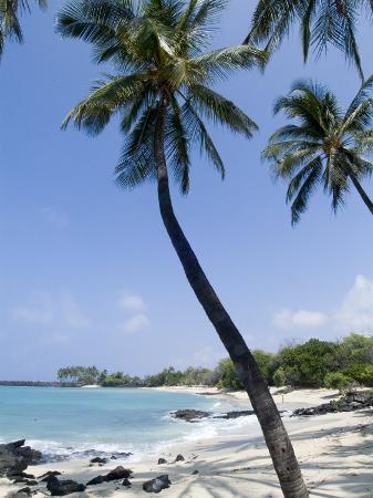 Kona State Beach, Island of Hawaii (Big Island), Hawaii, USA