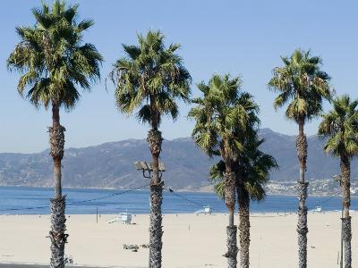 Santa Monica Beach, Santa Monica, California, USA