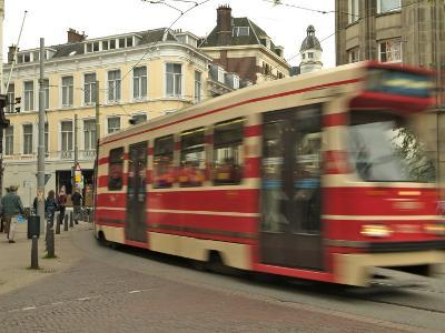 Tram, Den Haag (The Hague), Holland (The Netherlands)