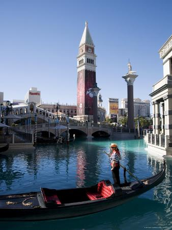 The Venetian Casino and Resort, Las Vegas, Nevada, USA