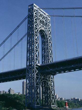 George Washington Bridge, New York, USA