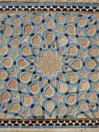 Friday Mosque, Yazd, Iran, Middle East