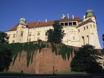 Wawel Castle, Krakow, Makopolska, Poland