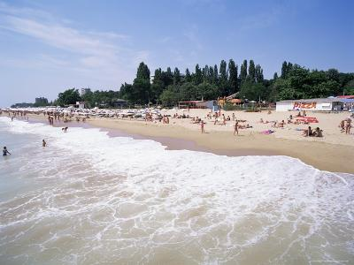 Golden Sands, Bulgaria