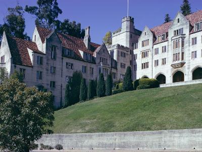 Berkeley University, Near San Francisco, California, USA