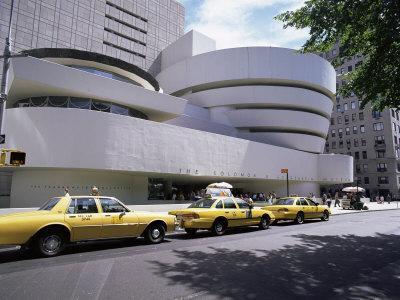 Guggenheim Museum on 5th Avenue, New York City, New York State, USA