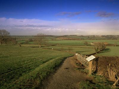 Bosworth Battlefield Country Park, Site of the Battle of Bosworth in 1485, Leicestershire, England