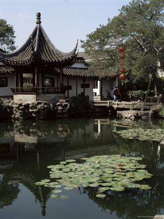 Wangshi Garden, Suzhou, China