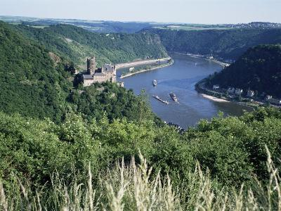 River Rhine, Rhineland, Germany