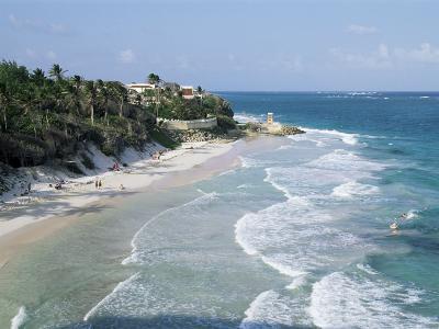 Crane Bay, Barbados, West Indies, Caribbean, Central America