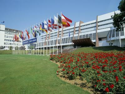 Council of Europe, Strasbourg, Alsace, France