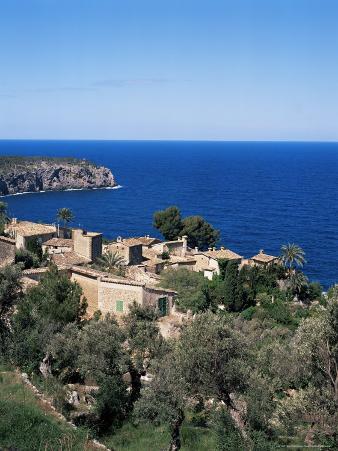 Deia, Majorca, Balearic Islands, Spain, Mediterranean