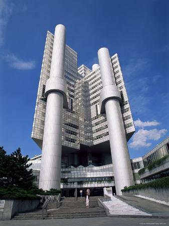 Hypobank Building, Munich, Bavaria, Germany