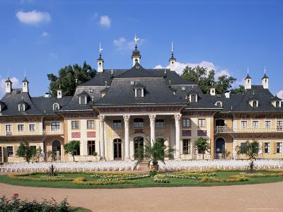Pillnitz Castle, Dresden, Saxony, Germany