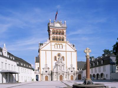 Abbey Church of St. Matthias, Trier, Rheinland-Pfalz, Germany