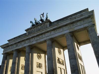 Brandeburg Gate, Berlin, Germany
