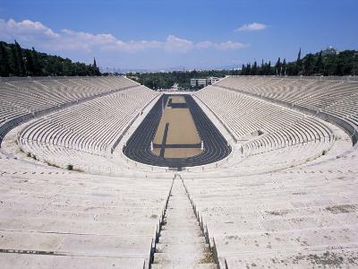 Panathenaikos Stadium, Athens, Greece