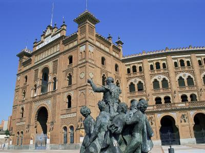 Plaza De Toros, Madrid, Spain