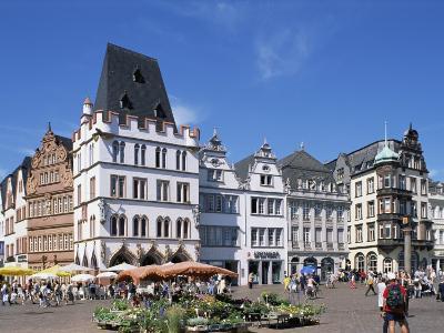Townhall, Paderborn, North Rhine-Westphalia (Nordrhein-Westfalen), Germany