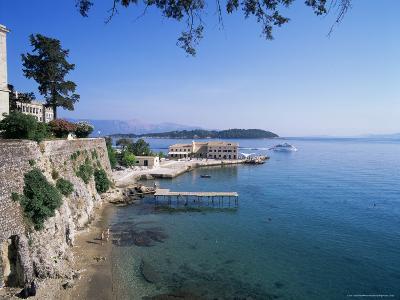 Corfu Town, Corfu, Ionian Islands, Greek Islands, Greece