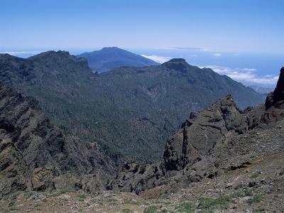 Caldera De Taburiente, La Palma, Canary Islands, Spain