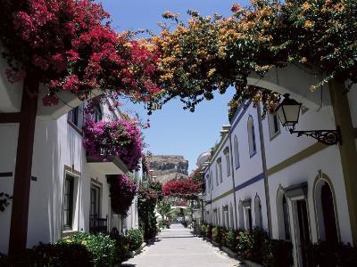 Puerto De Mogan, Gran Canaria, Canary Islands, Spain