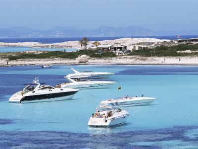 Platja Illetas, Formentera, Balearic Islands, Spain, Mediterranean