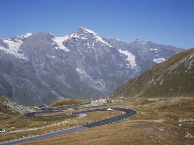 Road, Grossglockner-Hochalpen, Austria