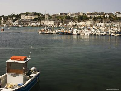 Audierne, Southern Finistere, Brittany, France
