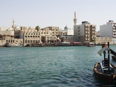 Dubai Creek, Dubai, United Arab Emirates, Middle East