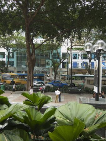 Orchard Road, Singapore's Premier Shopping Street, Singapore, Southeast Asia