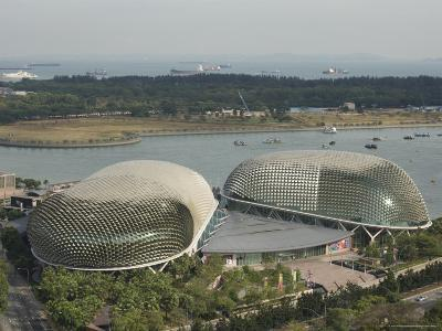 Theatres on the Bay, Singapore, Southeast Asia