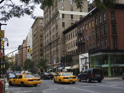 Lexington Avenue, Upper East Side, Manhattan, New York City, New York, USA