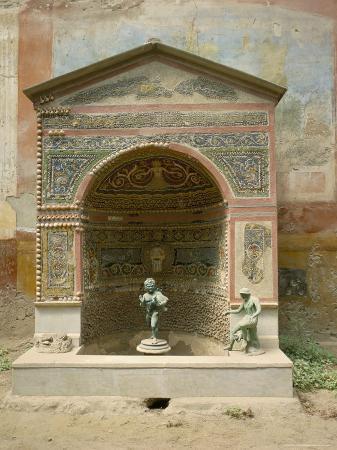 Pompeii, Unesco World Heritage Site, Campania, Italy