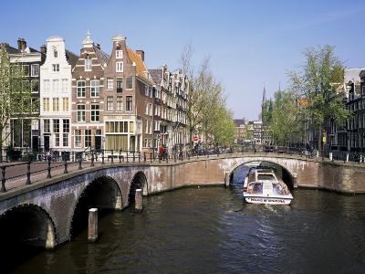 Keizers Gracht, Amsterdam, Holland
