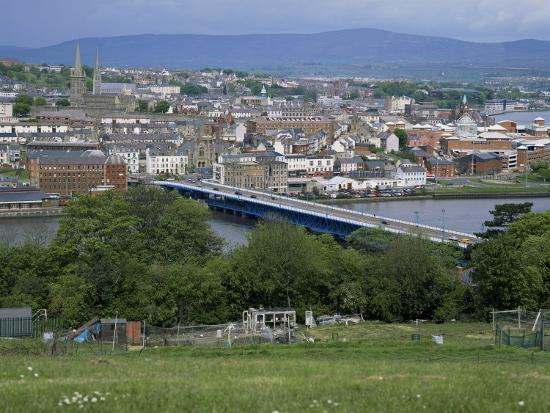 Londonderry (Derry), County Londonderry, Ulster, Northern