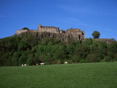 Stirling Castle, Central Region, Scotland, United Kingdom
