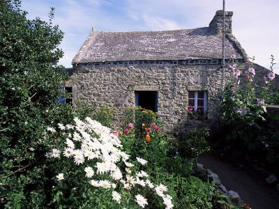 Stone Cottage, Ile d'Ouessant, Finistere, Brittany, France