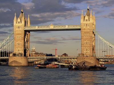 Tower Bridge, London, England, United Kingdom
