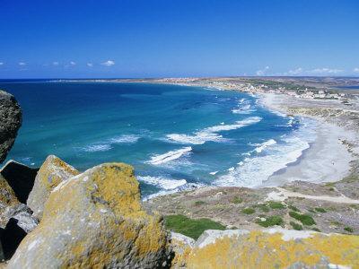Tharros Beach, Oristano, Sardinia, Italy