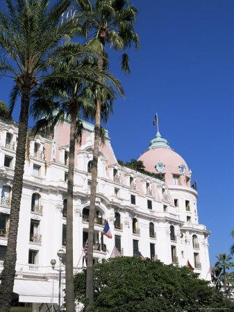 Negresco Hotel, Nice, Alpes Maritimes, Cote d'Azur, French Riviera, Provence, France