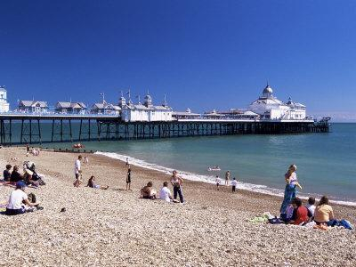 The Beach, Eastbourne, East Sussex, England, United Kingdom