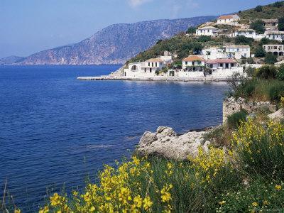 Assos, Kefalonia, Ionian Islands, Greek Islands, Greece
