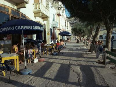 Waterfront, Xlendi Bay, Gozo, Malta