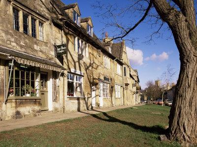 Chipping Campden, Gloucestershire, the Cotswolds, England, United Kingdom