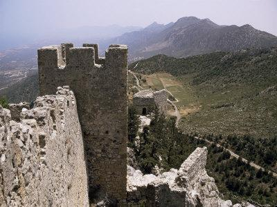St. Hilarion Castle, North Cyprus, Cyprus