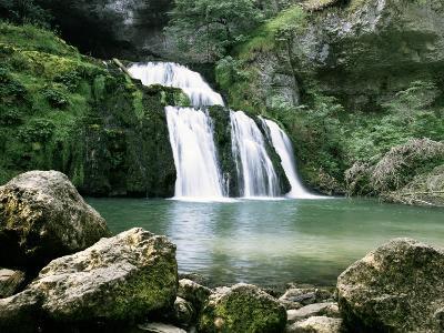 Source Du Lison, Jura, Franche-Comte, France