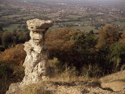 The Devil's Chimney, Cheltenham, Gloucestershire, England, United Kingdom