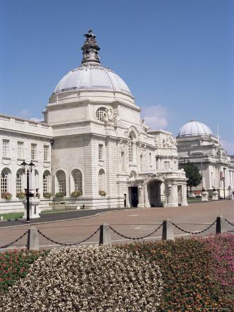 City Hall, Cardiff, Wales, United Kingdom